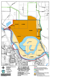 Mill Planning Area Proposed Annexation and Property Map