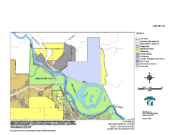 Snoqualmie Comp Plan Figure 3.6 – Snoqualmie Falls and Mill Planning Areas Land Use Designations