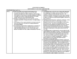 Staff Report APPENDIX A Element 8 Policy Review